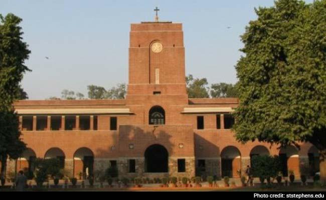 St. Stephen top north campus college in DU
