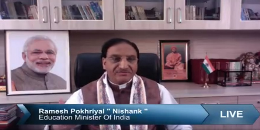 #EducationMinisterGoesLive: CBSE exam paper checkers need not teach