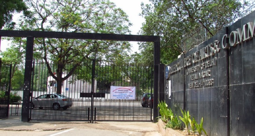DU removes principals of DCAC, Aurobindo College (evening)