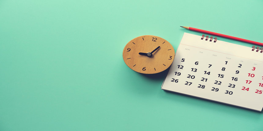 Psu Calendar 2022.Gate Preparation Timetable How To Prepare Perfect Study Plan