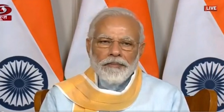 PM Modi: We are working on having 1 medical college in every district
