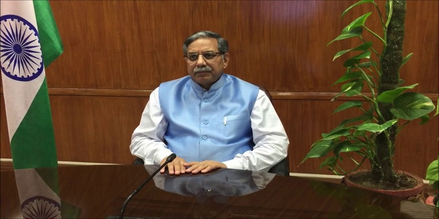 'Reopening of universities and institutes only after considering student interests' says UGC Chairman
