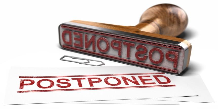 AIIMS BSc (H) Nursing 2020 exam postponed until further notice