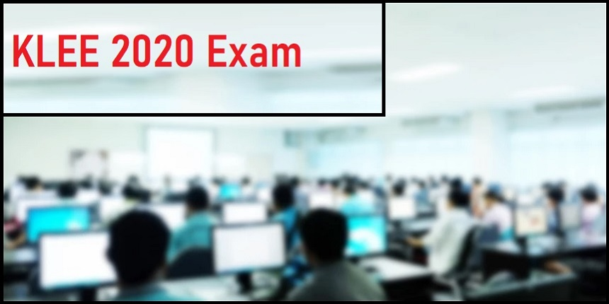 KLEE 2020 to be conducted today; know exam day guidelines here