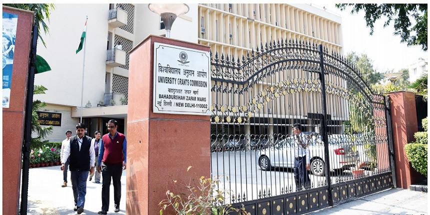 UGC urges universities to start harvesting rainwater