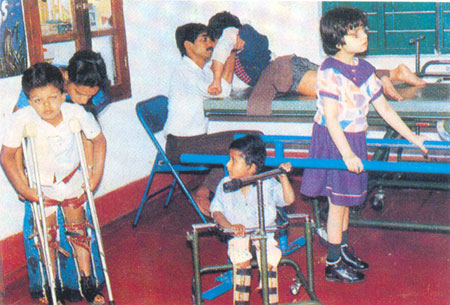 Differently-abled SSLC student wins accolade in Karnataka