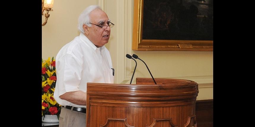 Universities should not conduct exams amid pandemic: Kapil Sibal