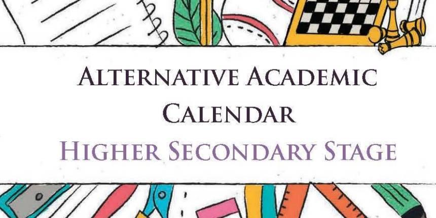 NCERT Released Alternative Academic Calendar for Classes 11 and 12