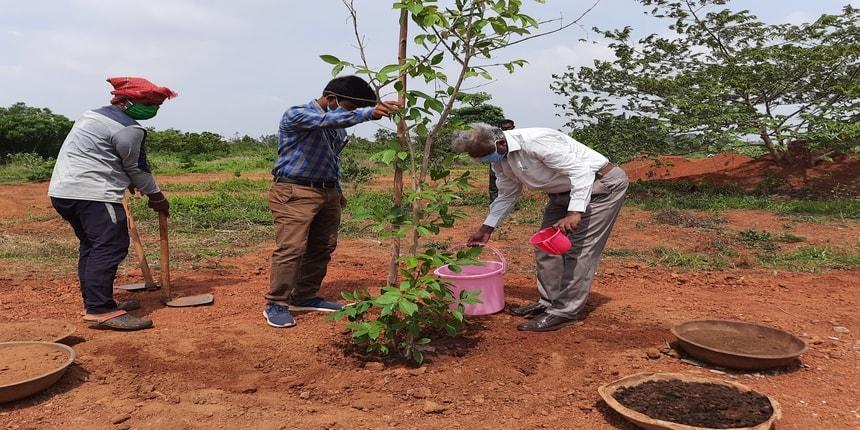 World Environment Day 2020:  IIT Bhubaneswar kickstarts green culture campaign