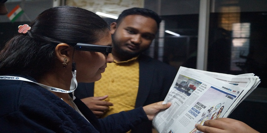 DU's online exams against equality: National Federation of Blind