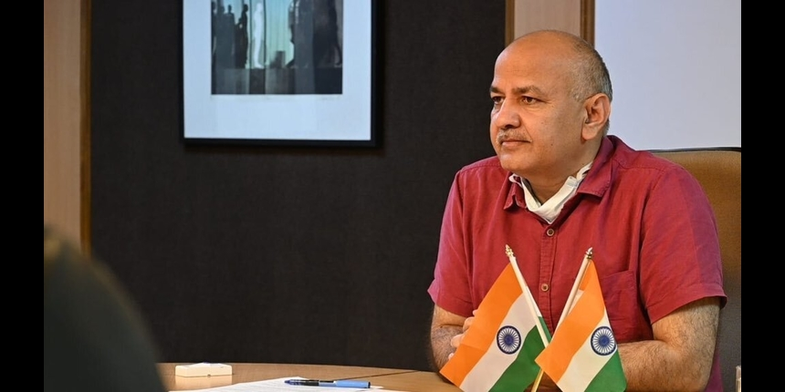 Reopen schools with 30% syllabus reduction: Sisodia to HRD minister