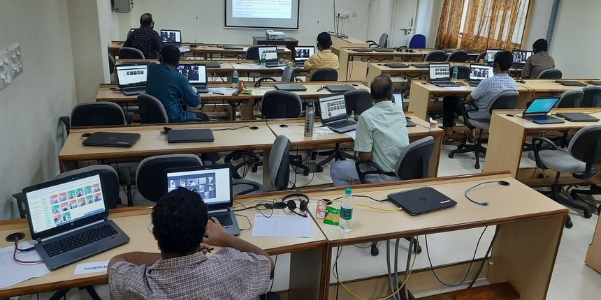 COVID 19: IIT Bhubaneswar completes exams online for final year students