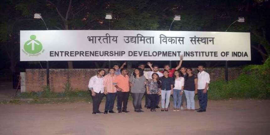 EDII Launches 'PGDM in Innovation, Entrepreneurship & Venture Development (IEV)' Programme