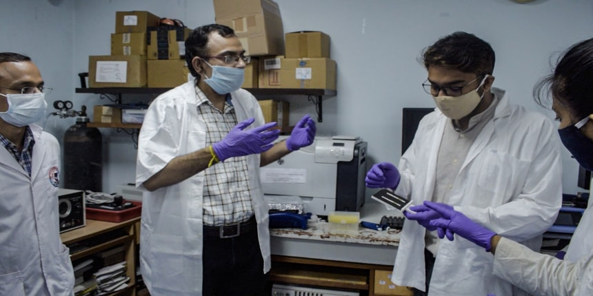 COVID- 19 : IIT Kharagpur develops rapid testing technology at Rs 400