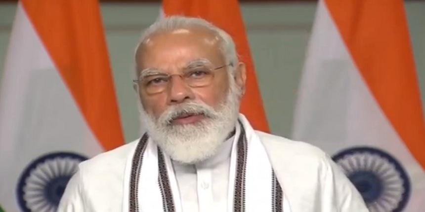 PM Narendra Modi will address online edition of Smart India Hackathon