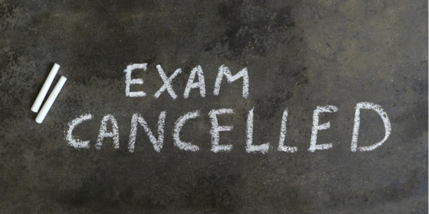 TUEE 2020: Tezpur University cancelled entrance exam; Check details