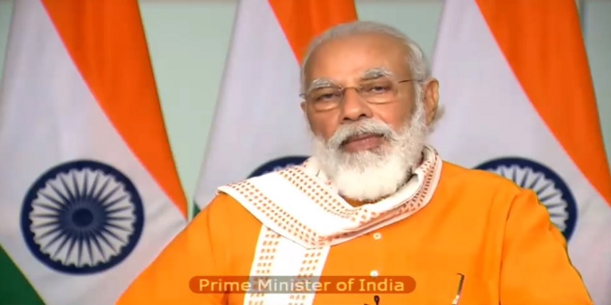 NEP shifts focus from memorising to critical thinking: PM Modi
