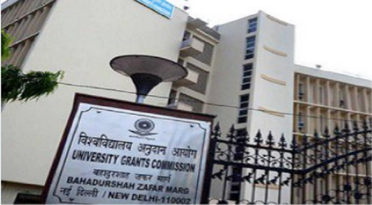 Organises webinars about NEP 2020: UGC to institutions