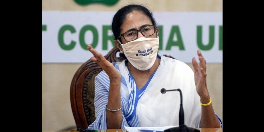 West Bengal CM Mamata Banerjee appeals to Centre to postpone JEE, NEET