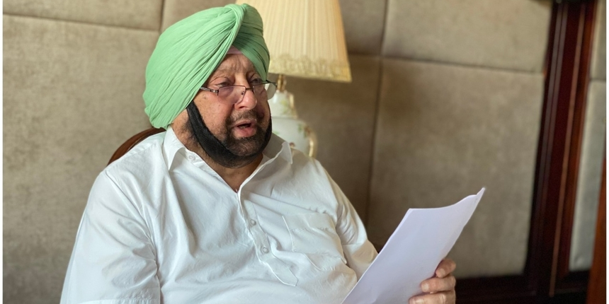 Punjab to file petition against NEET, JEE Main decision: Amarinder Singh
