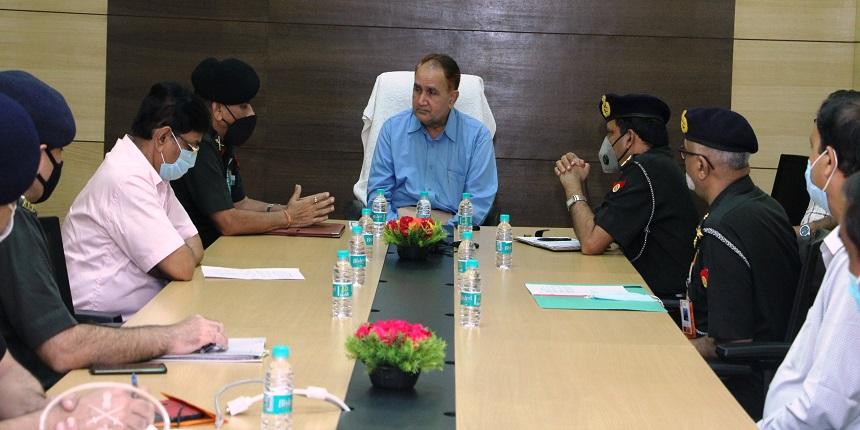 IGNOU-Indian Army renew IGNOU Army Educational Project