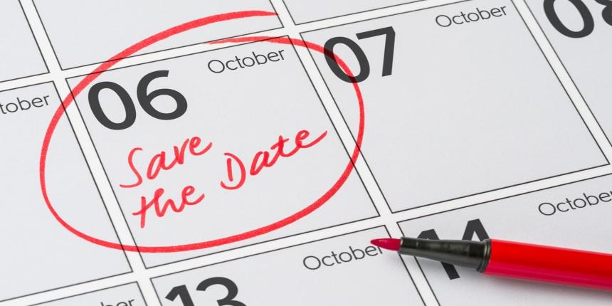 JoSAA 2020 registrations to start from October 6