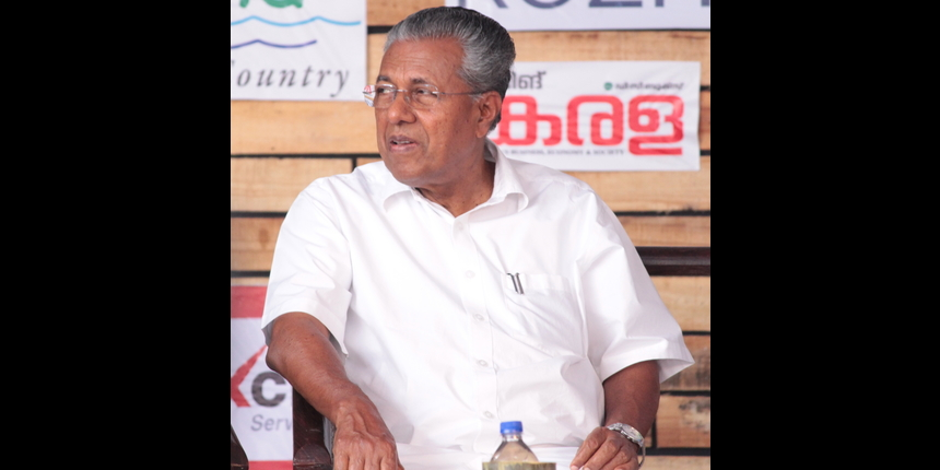 Kerala CM inaugurates renovated school buildings