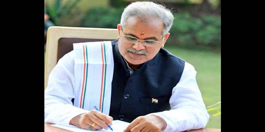 'Stop students from dropping out': Chhattisgarh CM tells officials