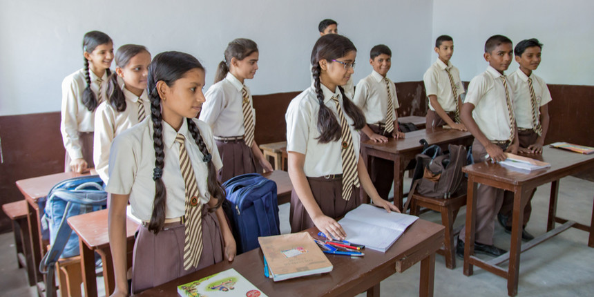 COVID-19: Haryana schools partially reopen after being shut for six months