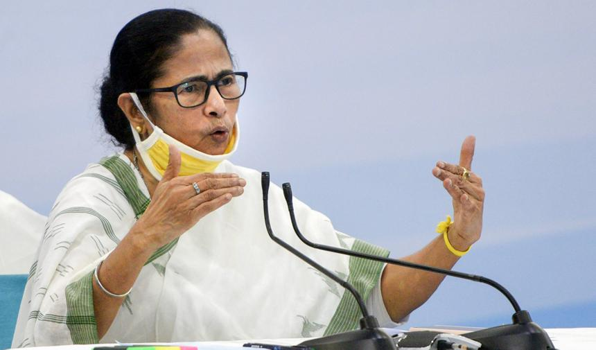 75 % of students couldn't appear for JEE: Mamata Banerjee