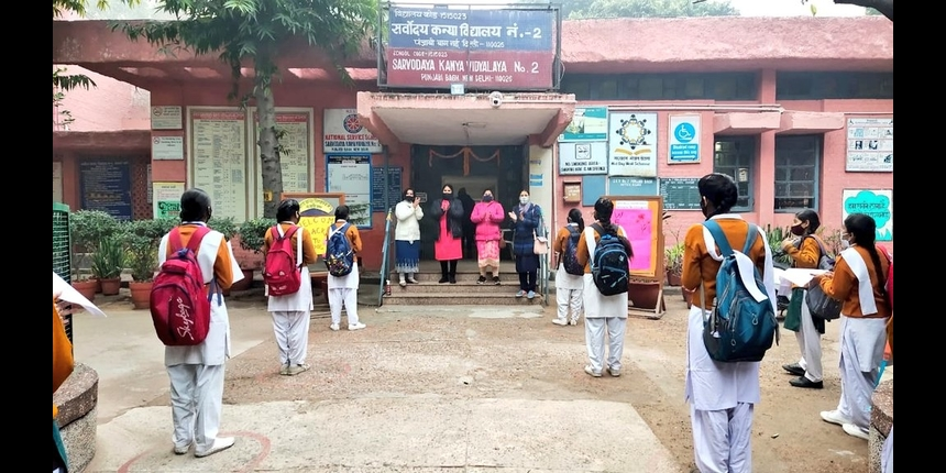 #Schoolreopening: Delhi Government teachers share first-day glimpses