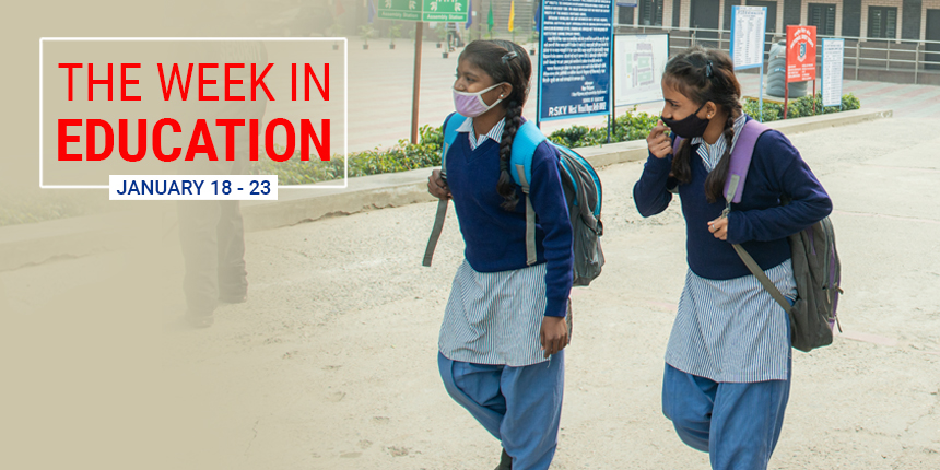 The Week In Education: Reopening schools, board exams, budget