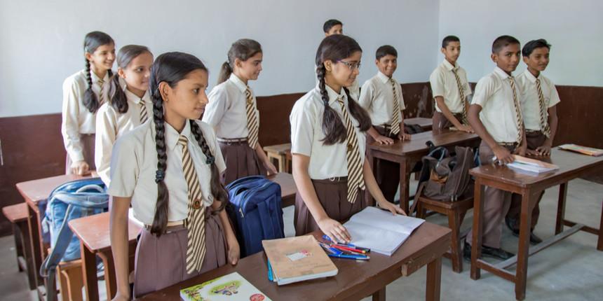 Schools in Mizoram reopen for Class 10,12