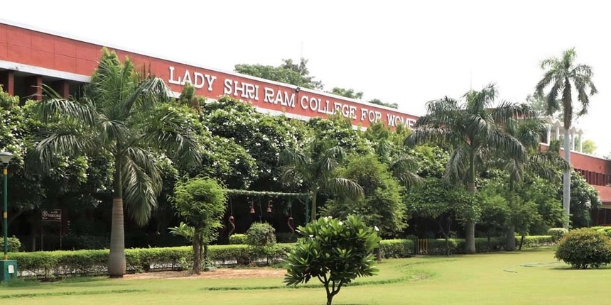 DU Admission 2021: Lady Shri Ram College first cut-off list out; BA economics dips to 99.5%