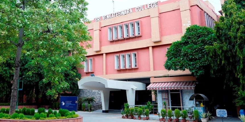 DU Admission 2021: Sri Venkateswara College first cut-off list out; Three courses at 99.75%