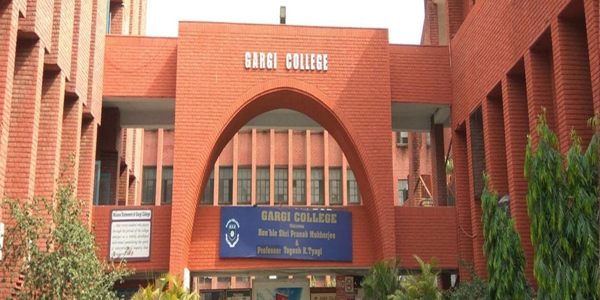 DU admission 2021: In Gargi College's first cut-off list, BA (Hons) Applied Psychology rises to 99.5%.