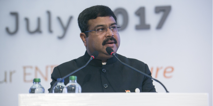 Union education minister praises UP govt for implementing National Education Policy