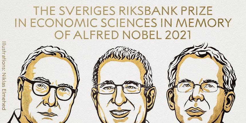 Nobel Prize 2021: David Card, Joshua D Angrist, Guido W Imbens win Economics award