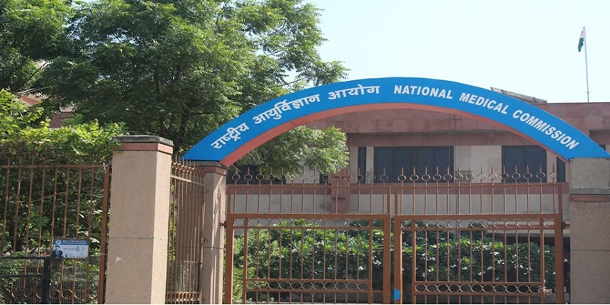 Issue of vacancies in government medical colleges is viewed seriously: NMC