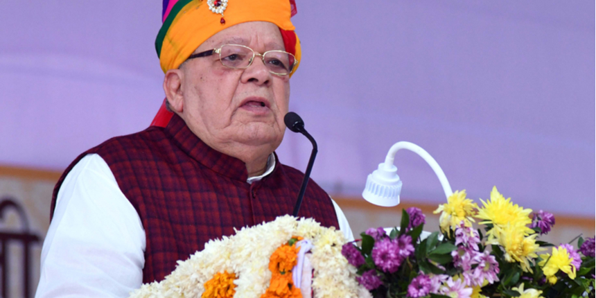 Develop courses in interest of students: Raj Guv to universities