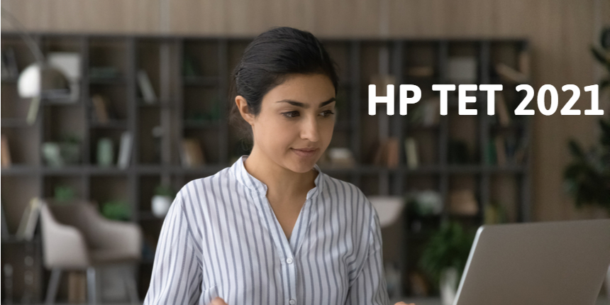 HP TET Application Form 2021: Registration with late fee begins at hpbose.org