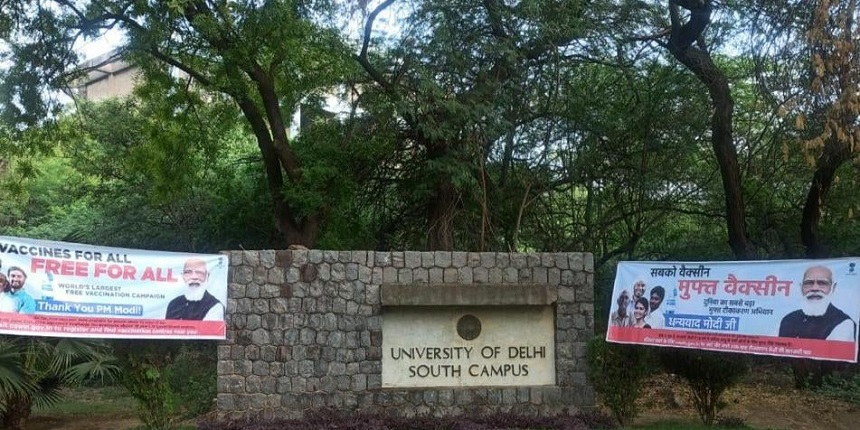 DU admission 2021: Over 30,000 applications received on opening day