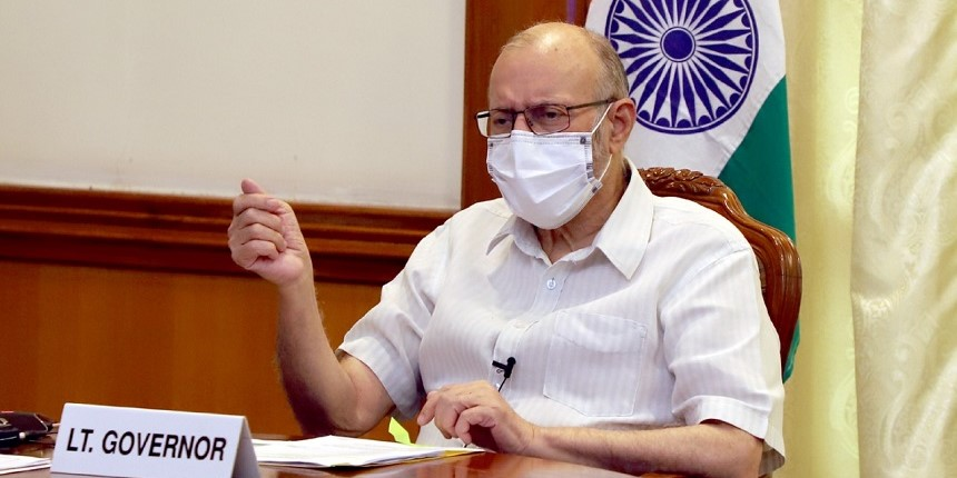 Delhi LG Anil Baijal approves relieving of DTU VC Yogesh Singh