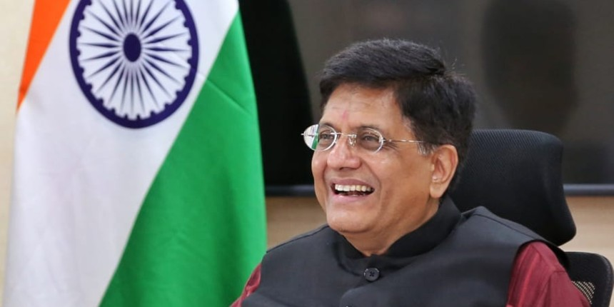 Tie-ups with foreign universities key area during trade talks, says Piyush Goyal