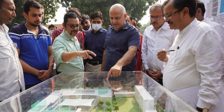 Delhi: School of Specialised Excellence to have semi Olympic size swimming pool