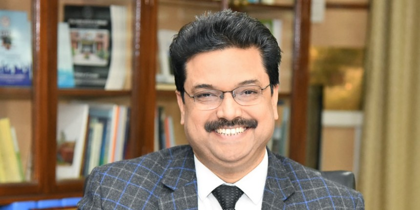 Yogesh Singh takes charge as Delhi University VC