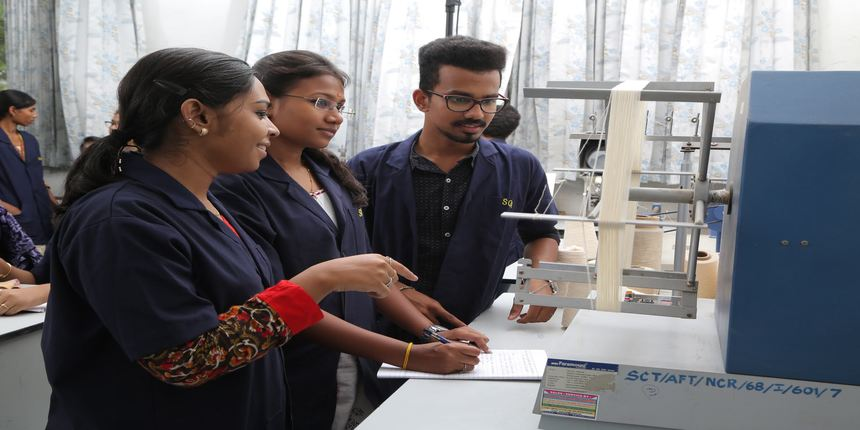 Sona College's fashion technology department wins AICTE-CII mentor institution award