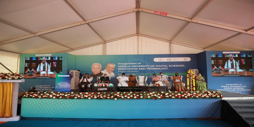 Kerala Governor inaugurates the country's first digital university