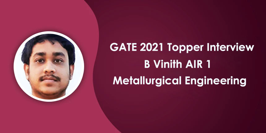 GATE 2021: IIT Bombay MTech student tops exam; Aims for PSU job