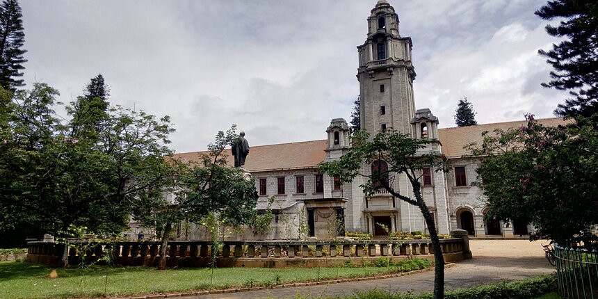 Two IISc students die on campus